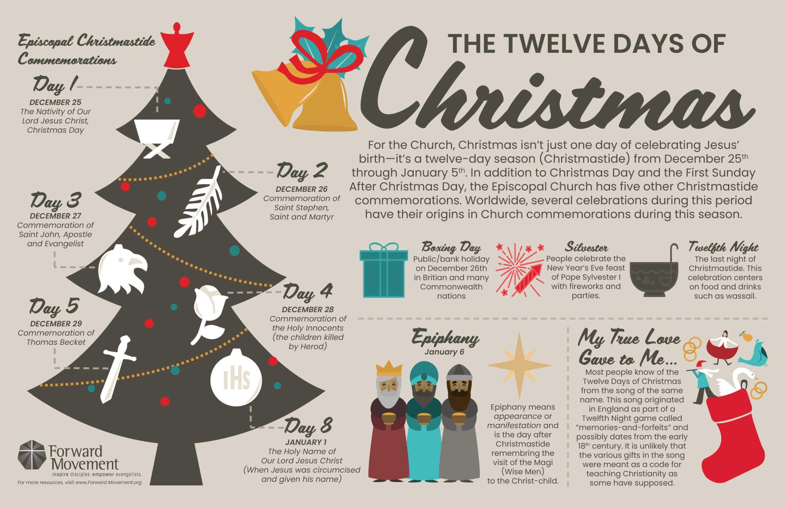 12 Days Of Christmas Worksheet | Printable Worksheets And