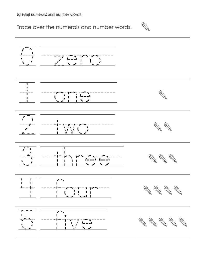 1St Grade Handwriting Practice Sheets Worksheets For All