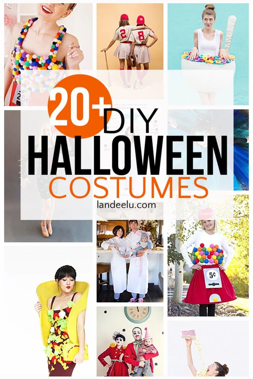 20+ Diy Halloween Costumes In 2020 | Diy Halloween Costumes