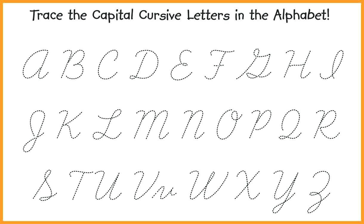 3 Cursive Writing Worksheets Cursive Alphabet Letter V
