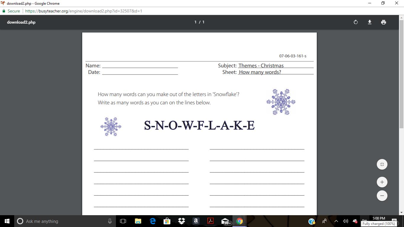 357 Free Christmas Worksheets, Coloring Sheets, Printables