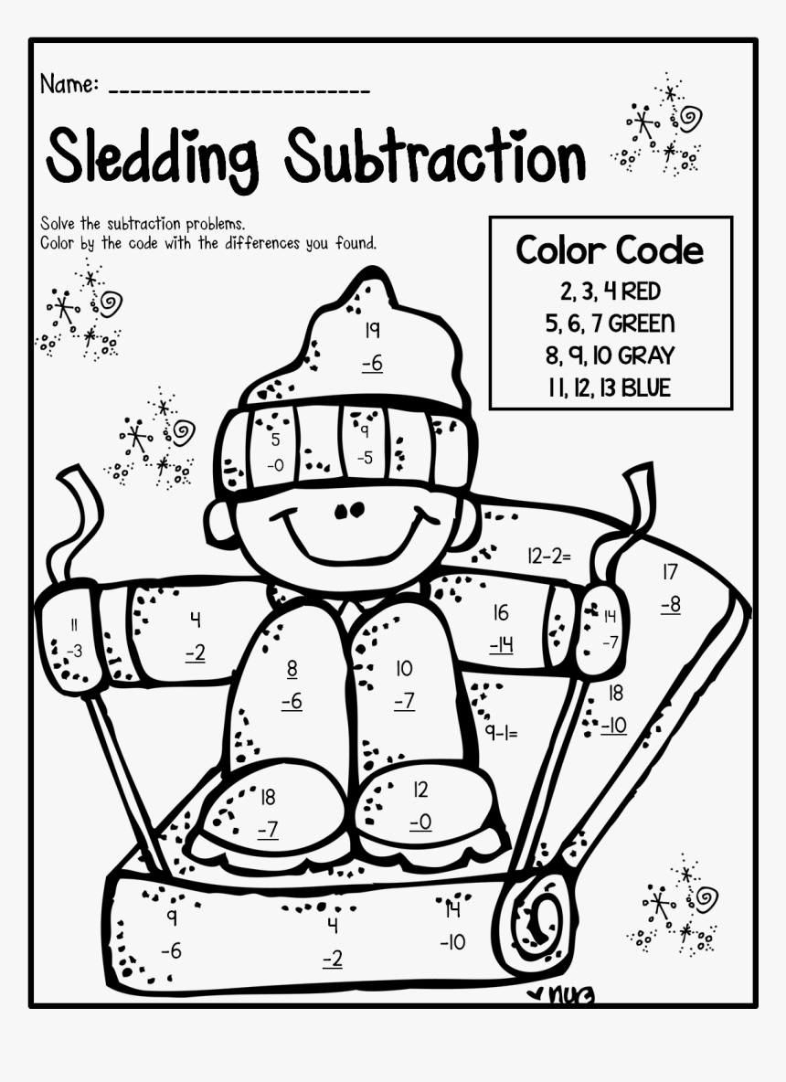 4328893_Banner Free Winter Holiday Worksheets Myscres Snow
