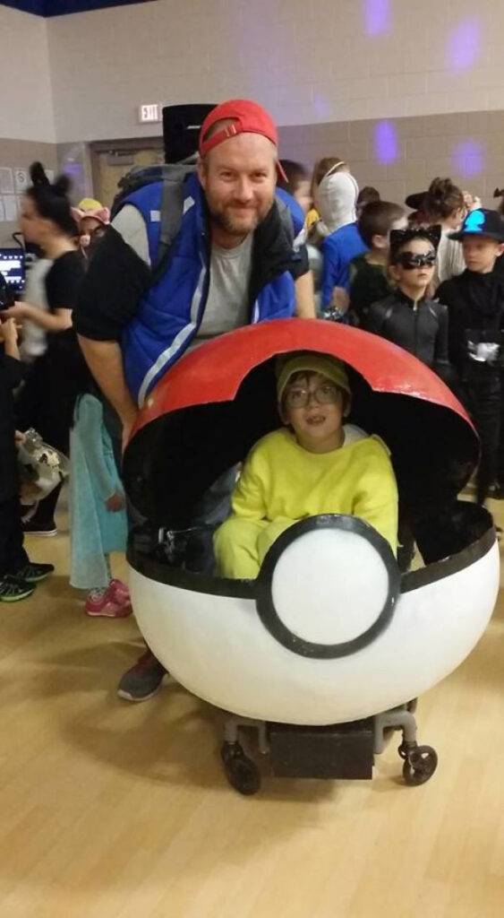 50 People Who Took Halloween Costumes To Another Level