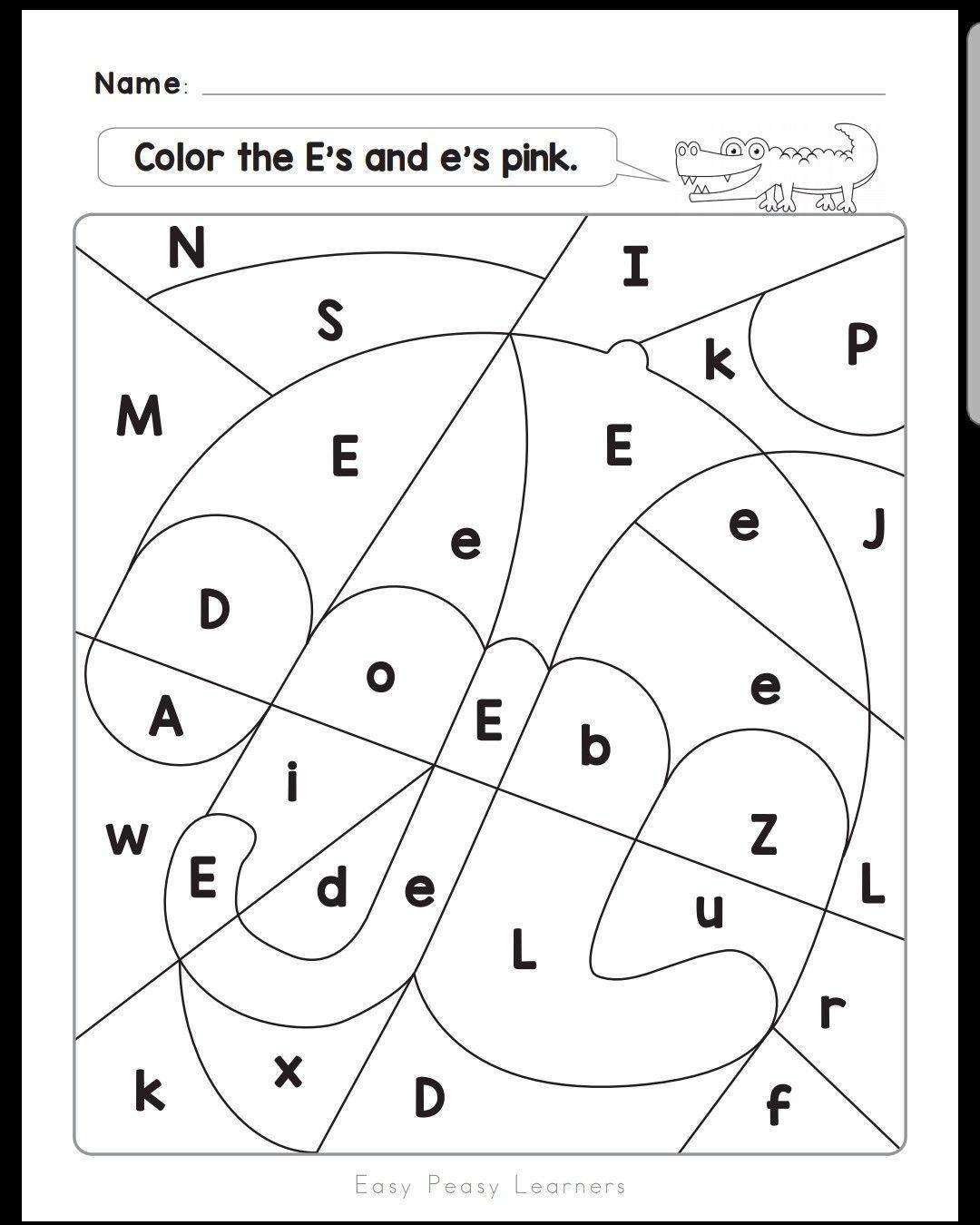 51 Alphabet Worksheets For Lkg In 2020 | Alphabet Worksheets in Alphabet Worksheets For Lkg