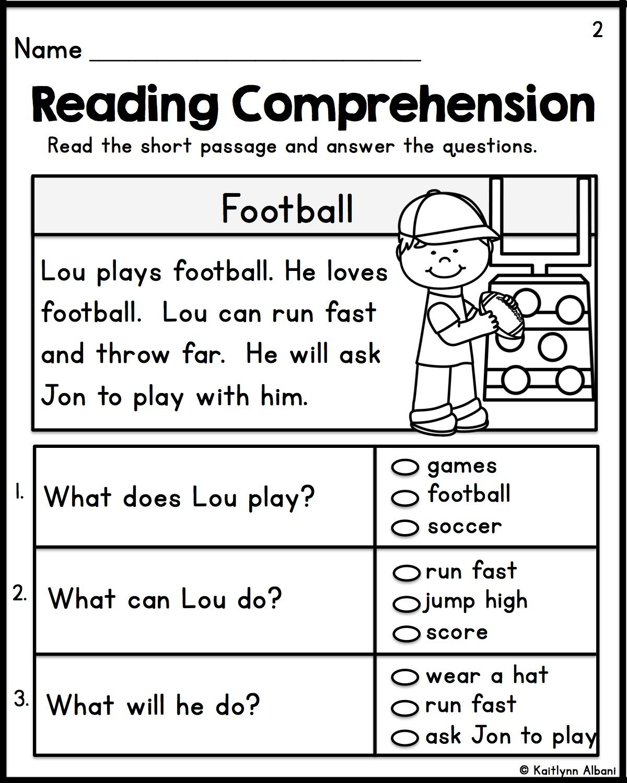 57 Tremendous 1St Grade Reading Comprehension Activities