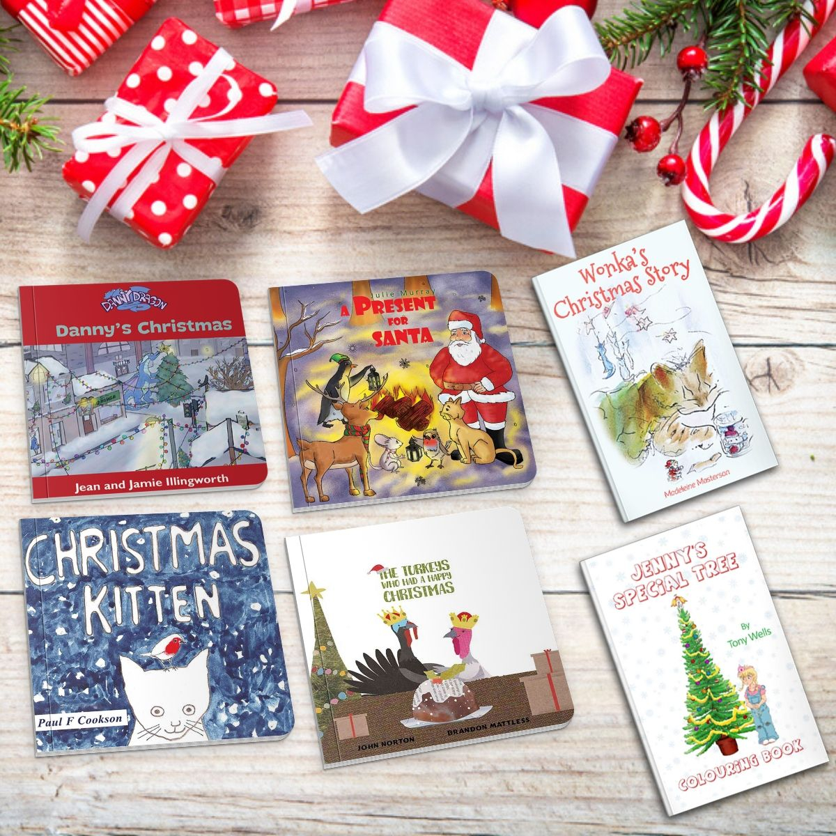 6 Perfectly Magical Christmas Eve Titles!   Austin Macauley