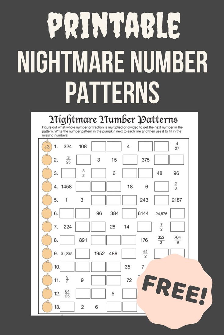 7 Pattern Worksheets For Grade 2 In 2020 | Free Printable