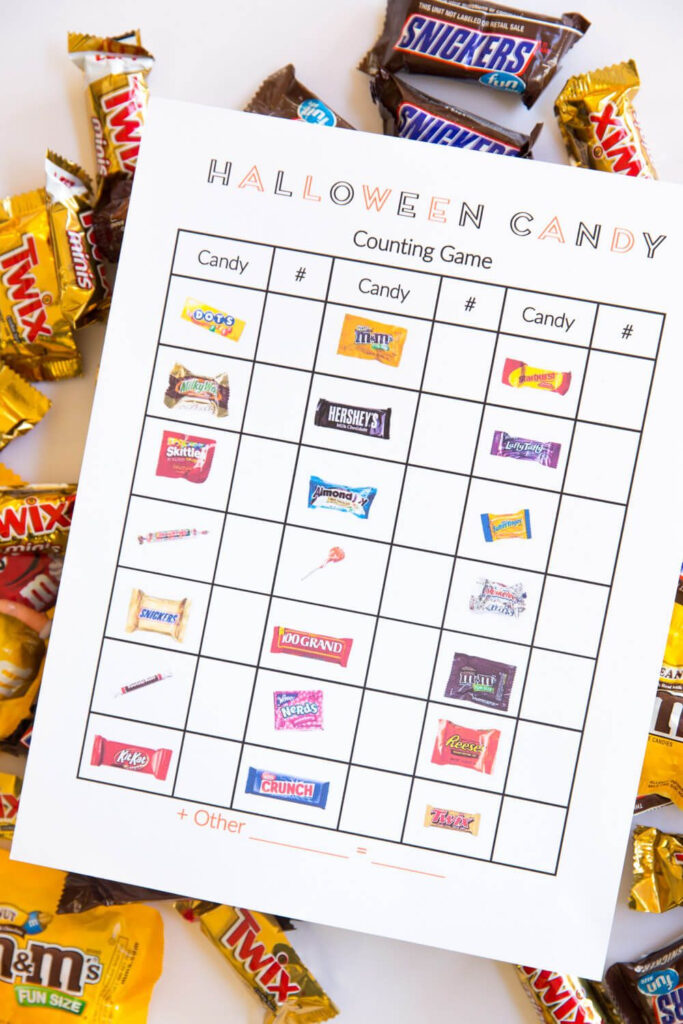 8 Clever Things To Do With All That Halloween Candy   So