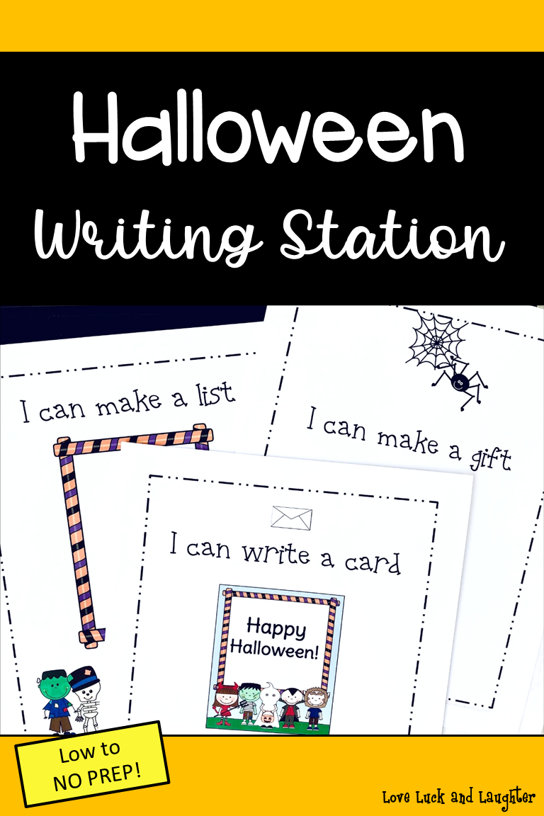 9 Best Happy Halloween From Writing Center