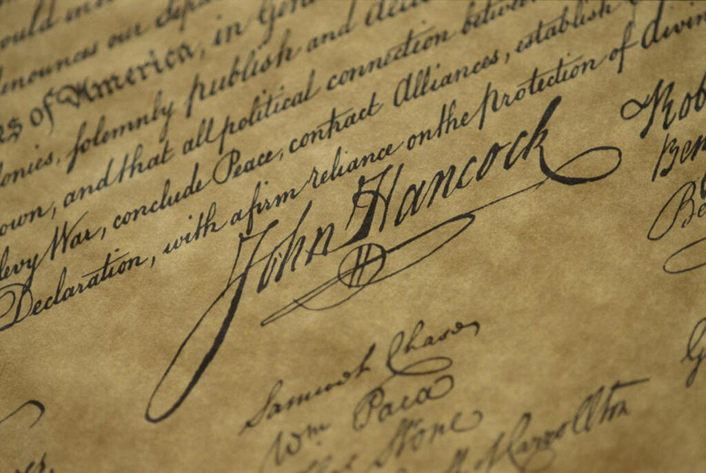 A Brief History Of Penmanship On National Handwriting Day