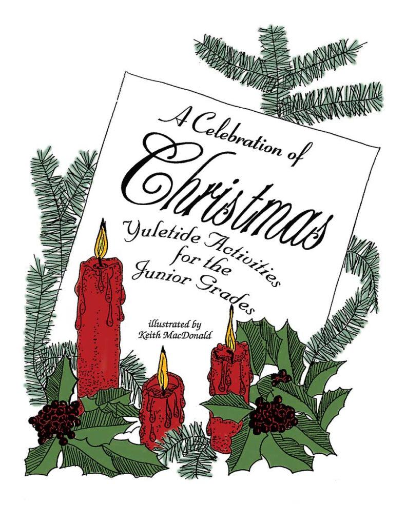 A Celebration Of Christmas   Grades 4 To 6   Ebook   Lesson