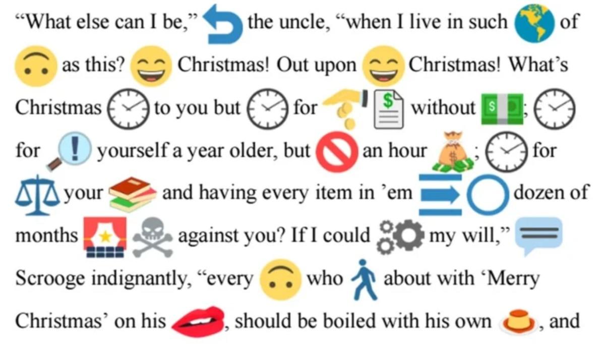 A Christmas Carol | Webenglish.se