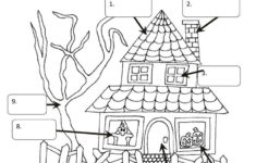A Haunted House Worksheet – Free Esl Printable Worksheets