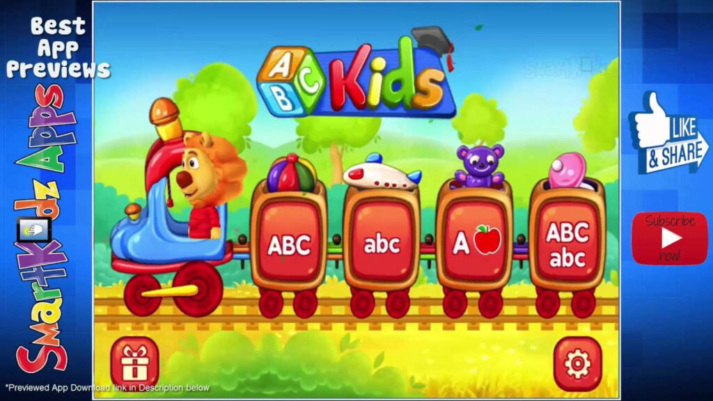 Abc Kids   Tracing & Phonics Free App For Kids Learning Alphabets And  Phonics With Alphabet Tracing Game App