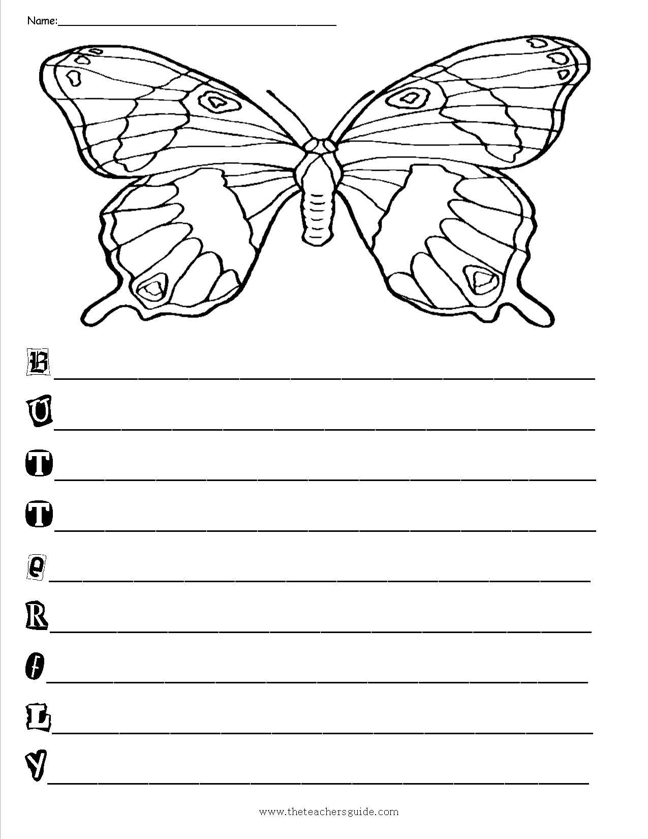 Acrostic Poem Christmas Writing Worksheet | Vwffdr