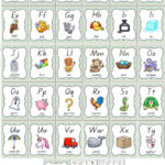 Alphabet Posters   Little Lifelong Learners | Alphabet