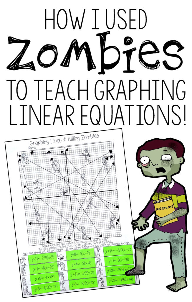 Amazing Mathematics | Graphing Linear Equations, Graphing