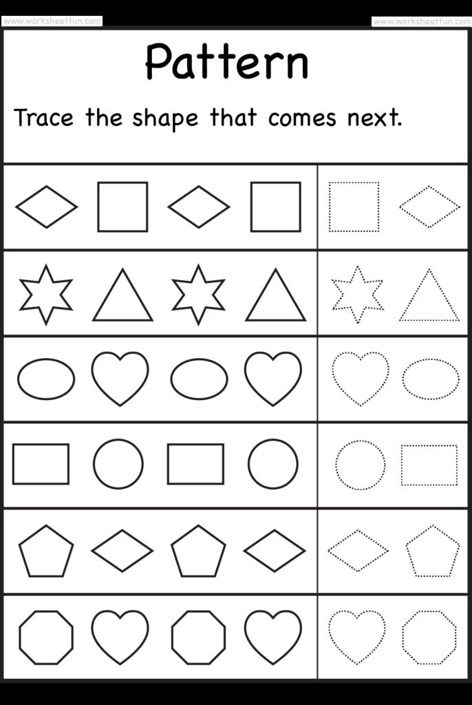 Amazing Preschooleets Pattern Pattern What Comes Next Wfun 2