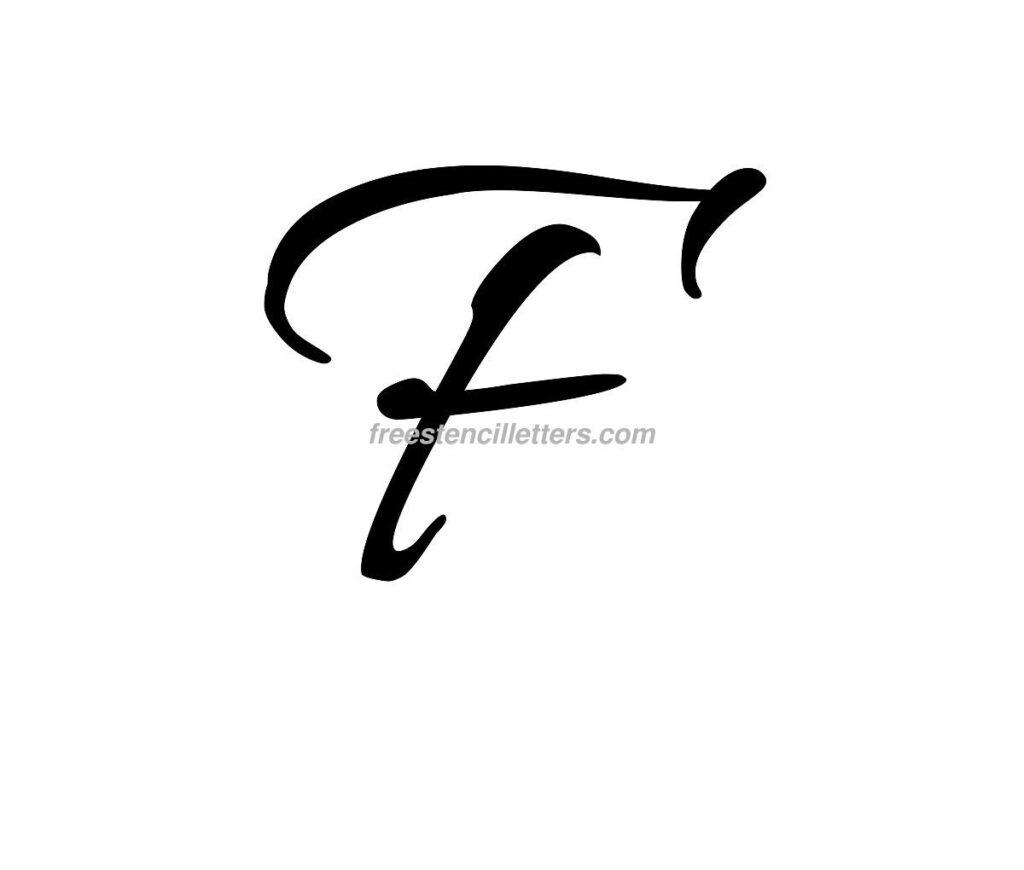 Best 36+ Cursive Letter F Wallpapers On Hipwallpaper
