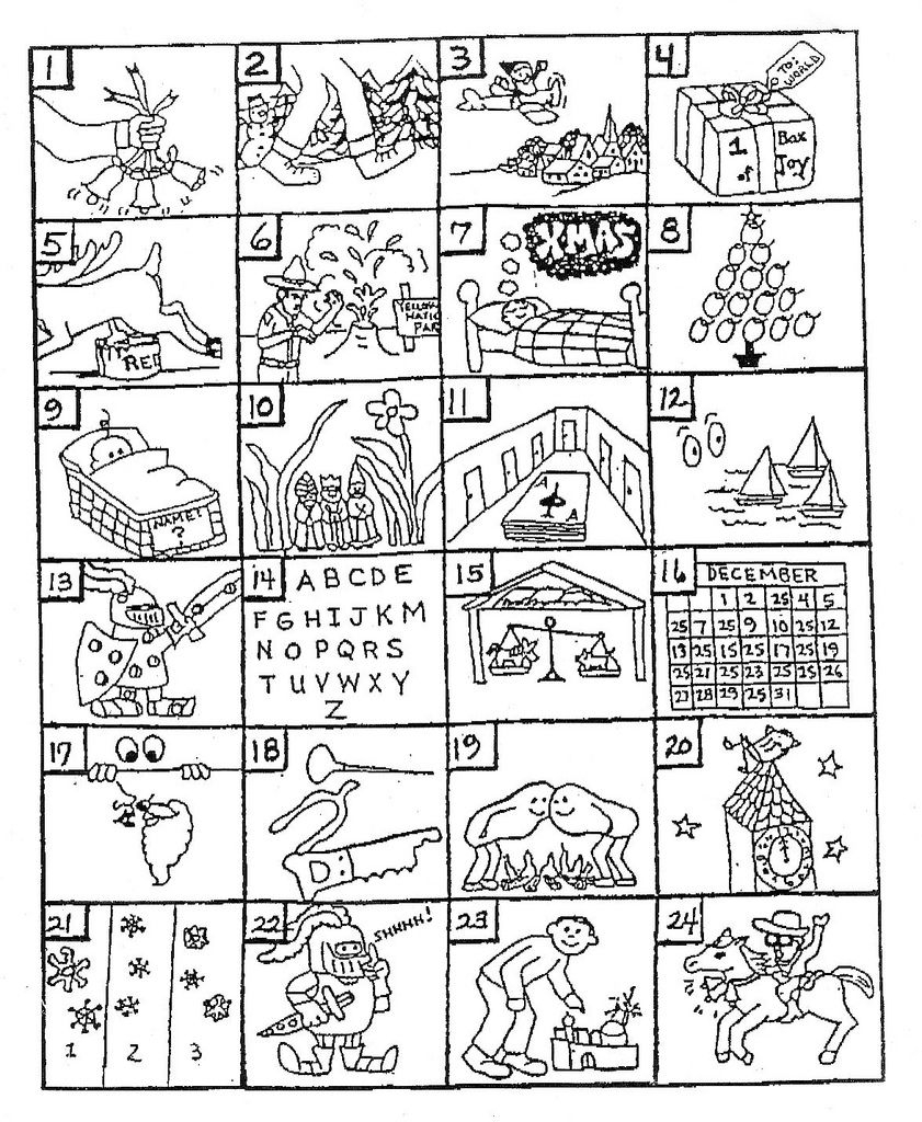 Can You Guess The Christmas Songs From The Pictures
