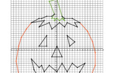 Free Printable Coordinate Graphing Pictures Worksheets Halloween