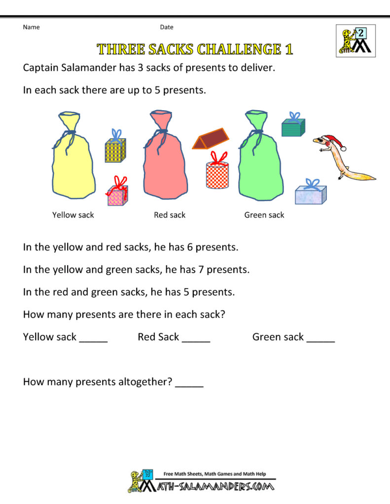 Christmas Activities Printable Middle School   Mczvvg