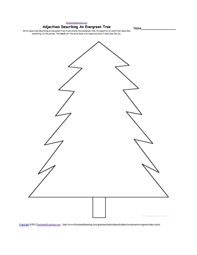 Christmas Activities: Writing Worksheets   Enchantedlearning
