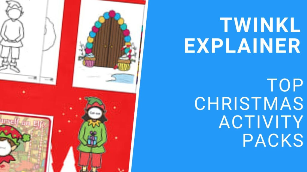 Christmas Activity Complete Pack