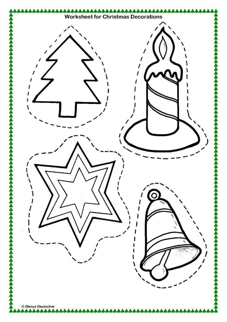 Christmas Art And Craft   Free Large Images   Christmas