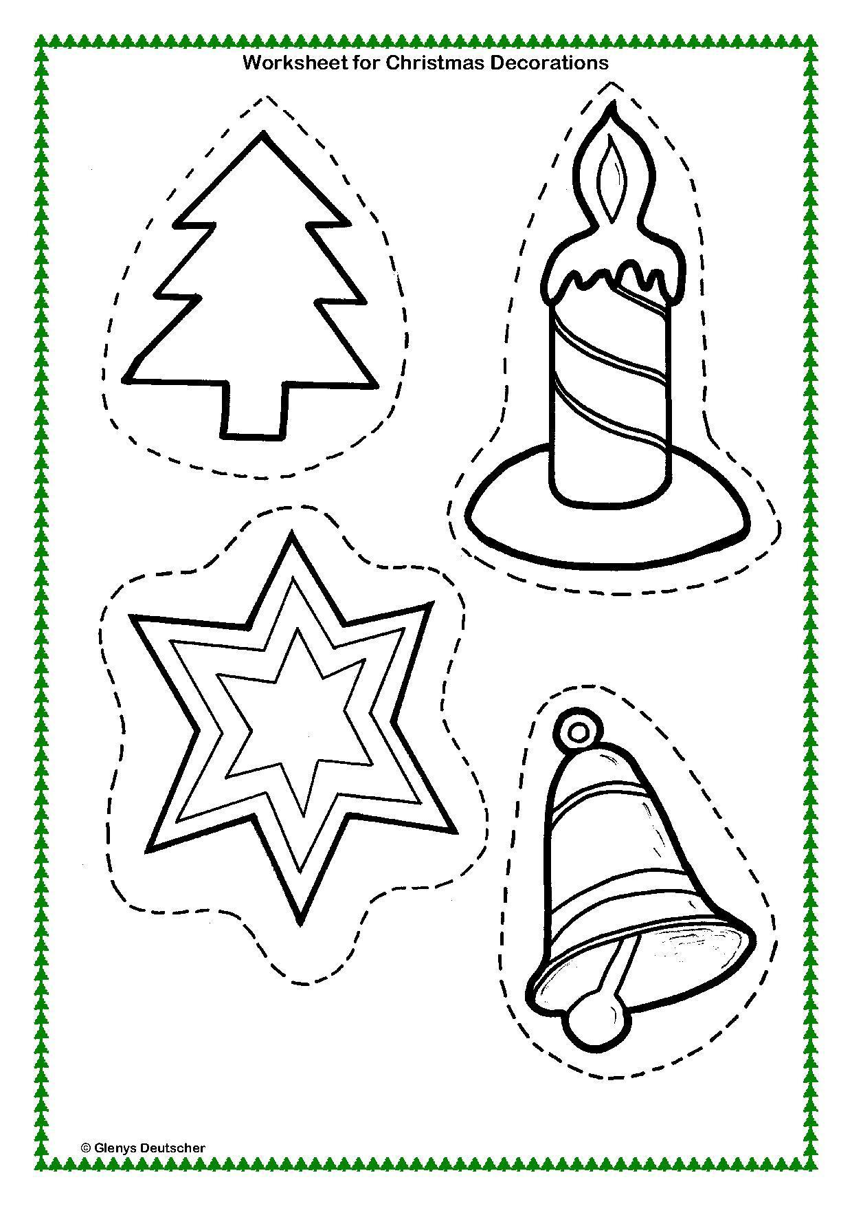 Christmas Art And Craft - Free Large Images   Christmas