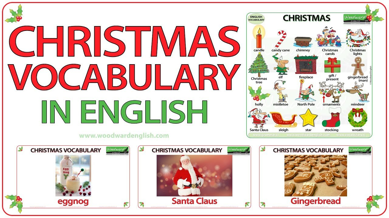 Christmas: Exercises And Activities