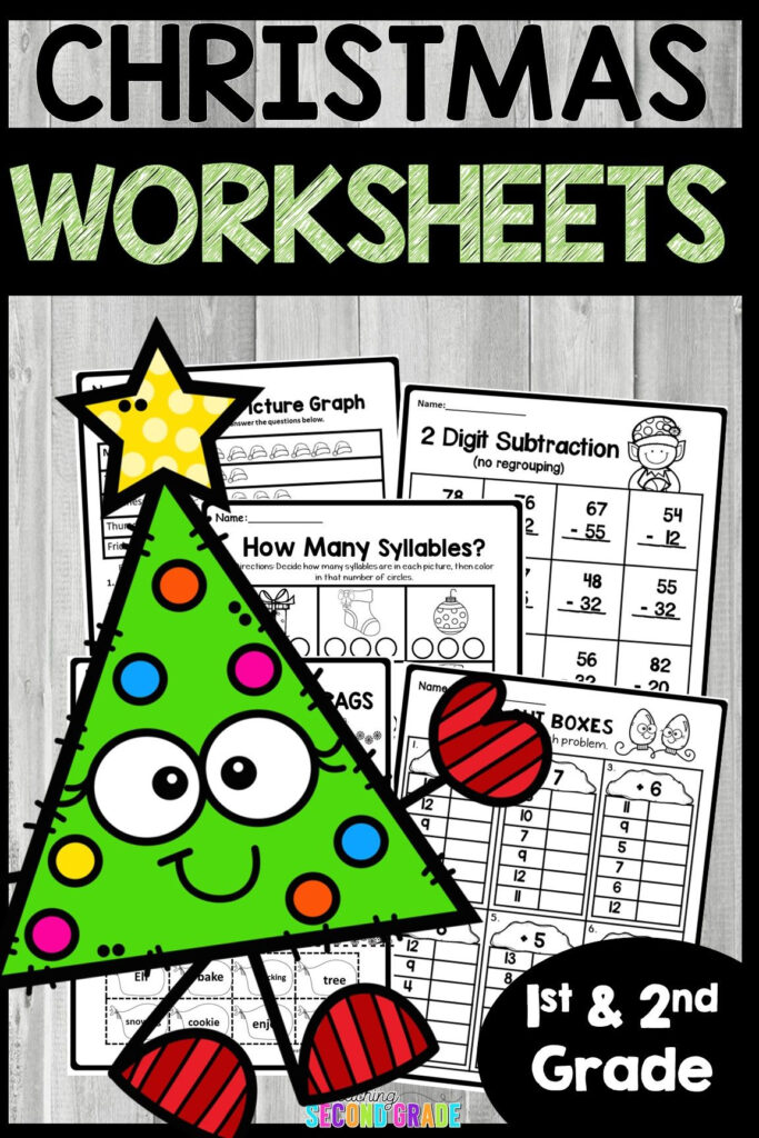 Christmas Synonyms Worksheet | Printable Worksheets And