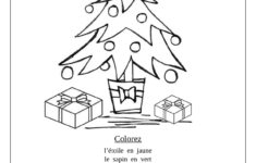 Alphabet Christmas Tree Worksheet
