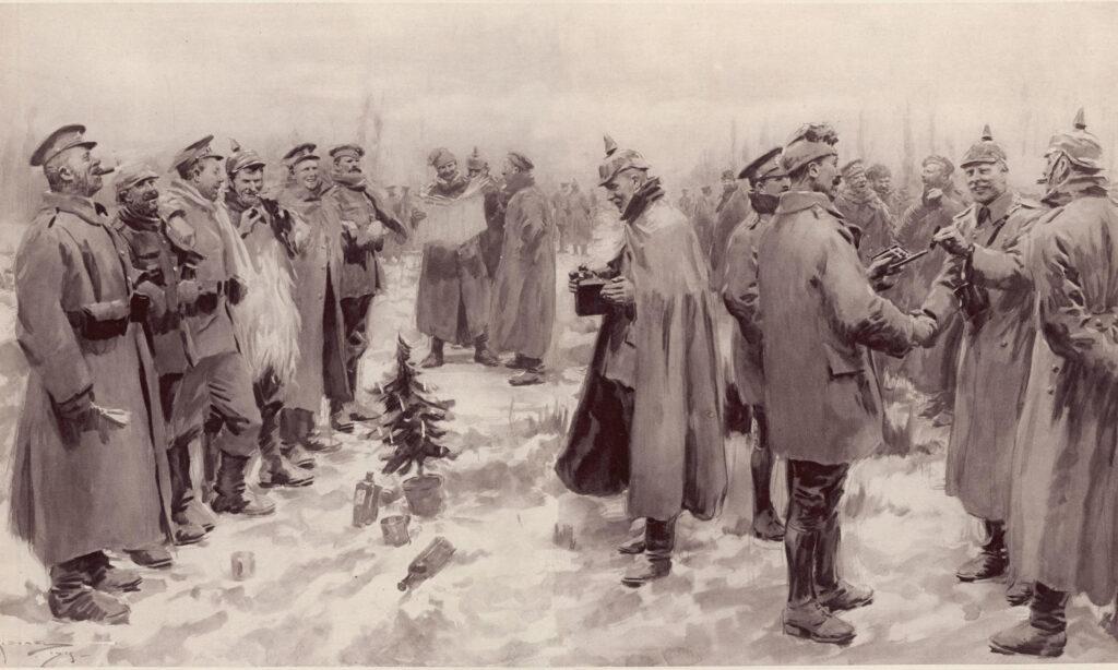 Christmas Truce   Wikipedia