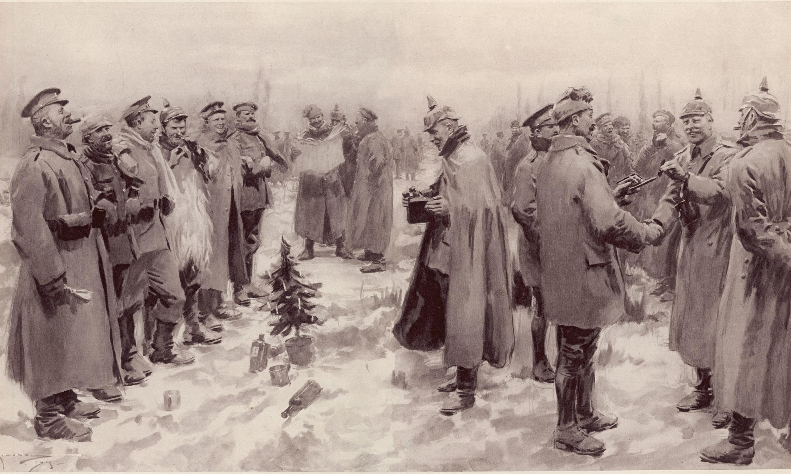 Christmas Truce - Wikipedia