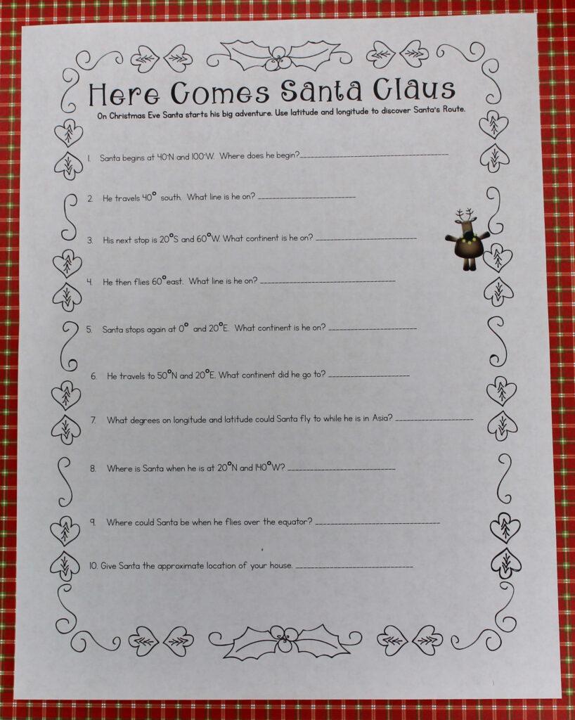 Classroom Christmas Activities   Ashleigh's Education Journey