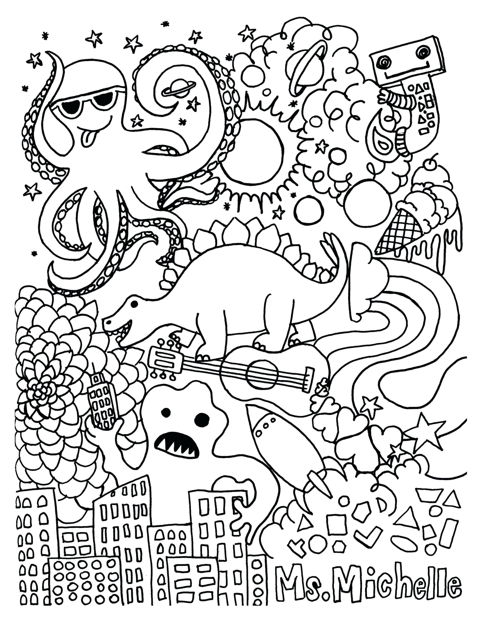 Coloring Pages : Halloween Coloring Pictures Free Printable