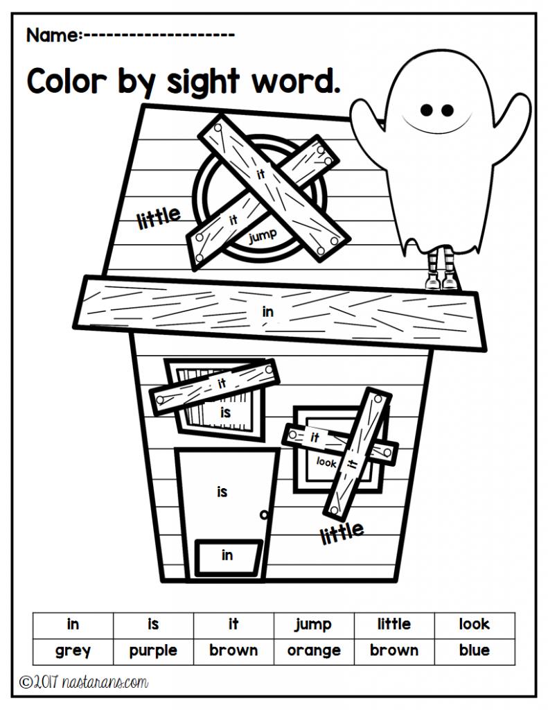 Coloring Pages Halloween Free Nastarans Resources