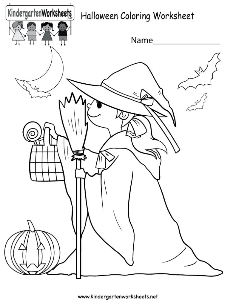 Coloring Worksheets For Kindergarten – Approachingtheelephant