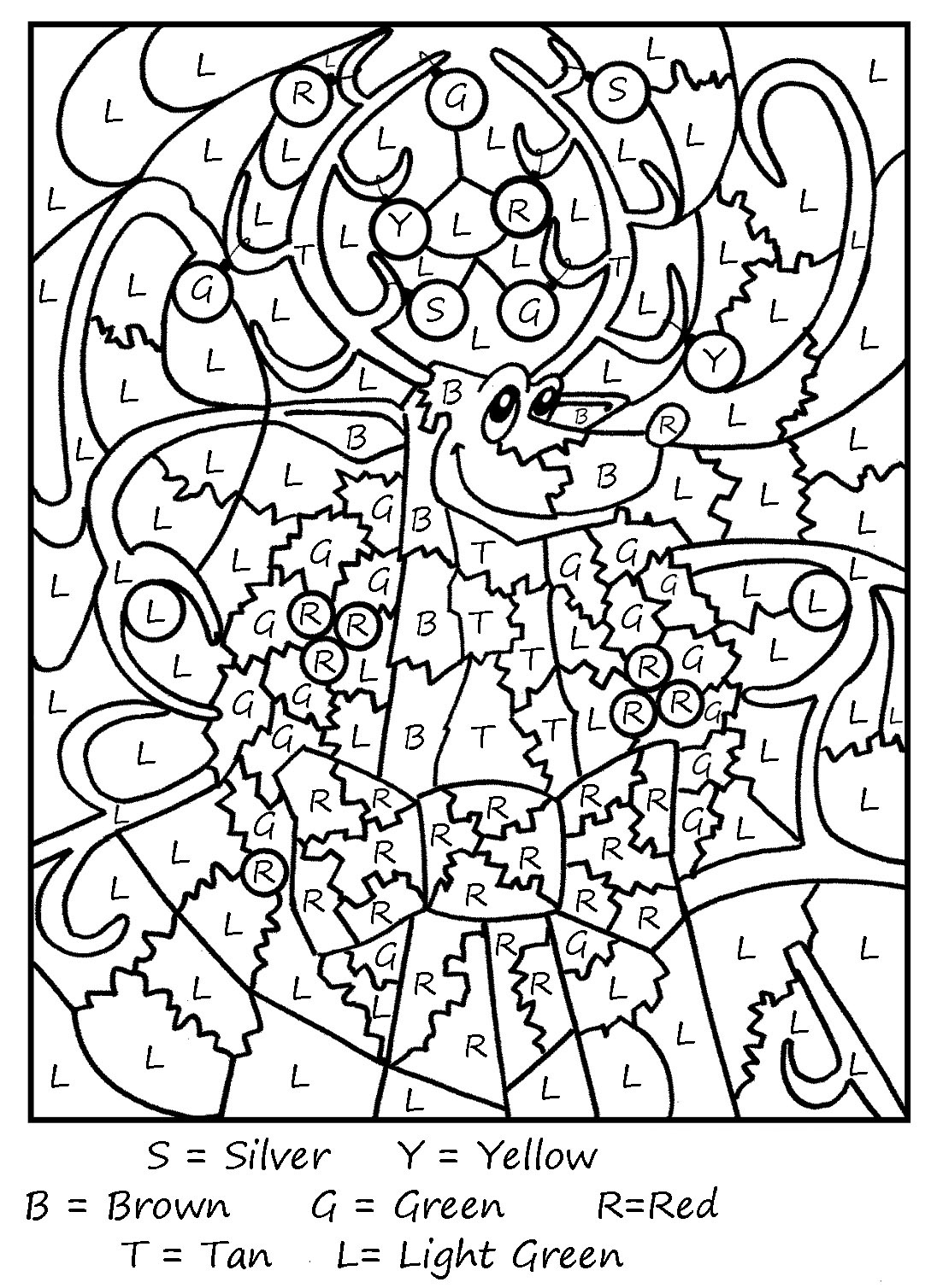 Colorletters Coloring Pages - Best Coloring Pages For Kids