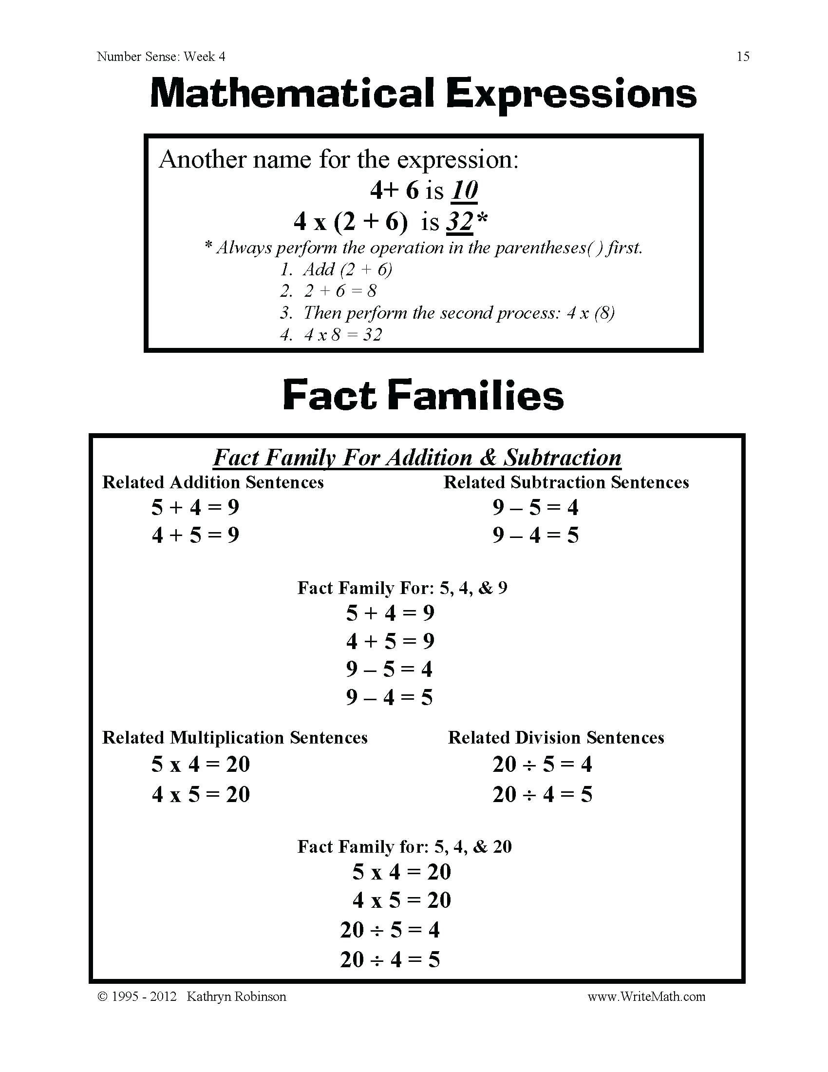 Division Worksheets Grade Inspirational Collection Of Math