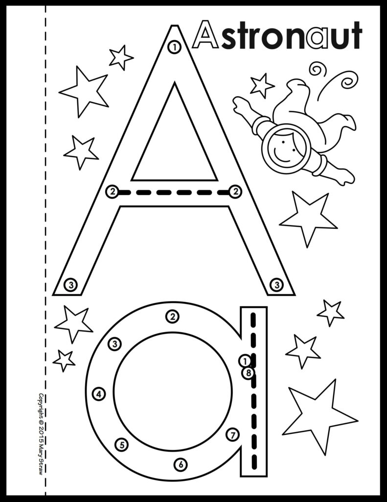 Dot To Dot Alphabet Book Activity Coloring Pages In 2020 In Alphabet Book Worksheets