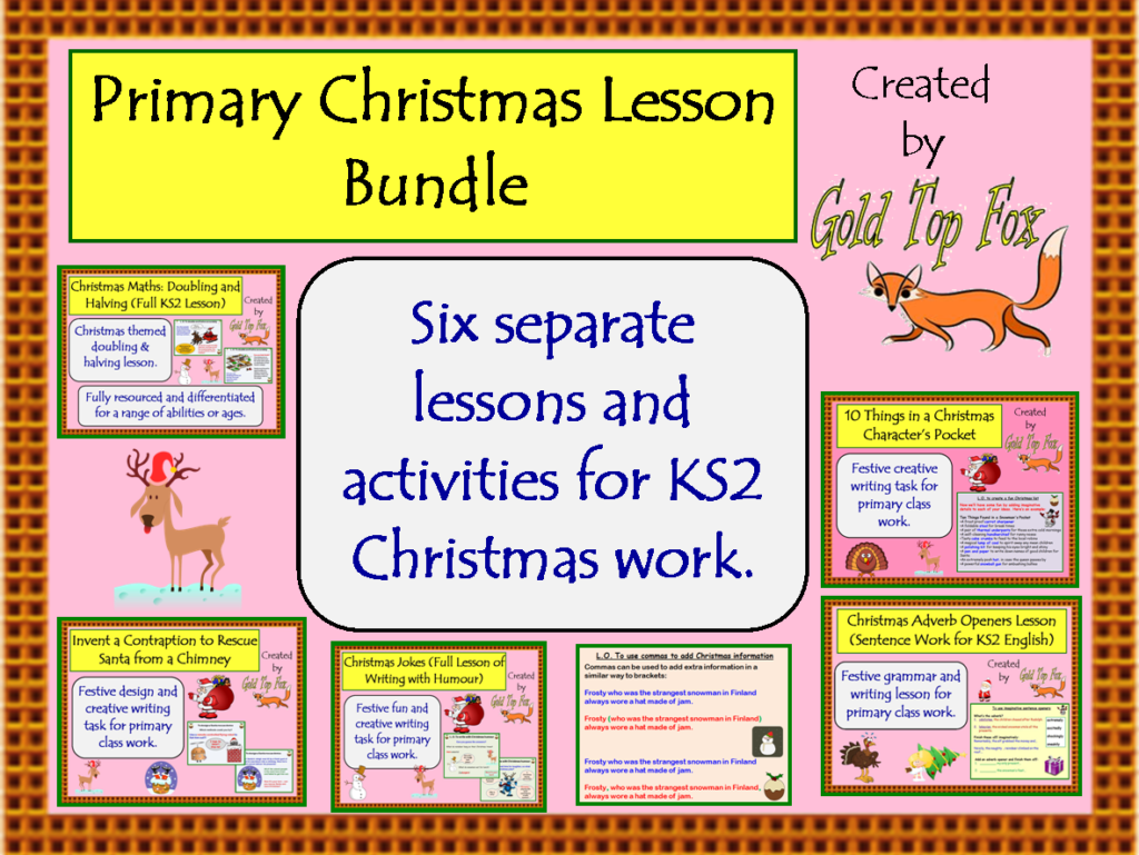 Download Christmas Story Worksheet Ks2 With Primary Lesson