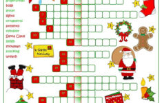 Christmas Fun Worksheets Printable