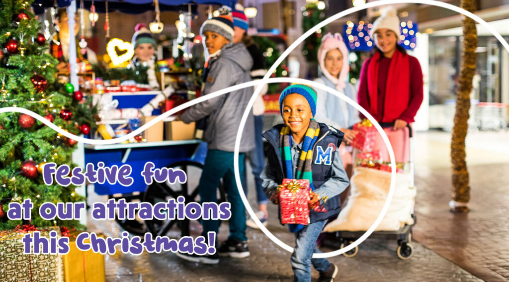 Festive Fun At Our Attractions This Christmas!   Picniq Blog