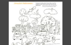 Education Com Halloween Worksheets