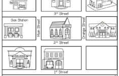 Free Christmas Following Directions Worksheet