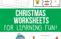 Fun Christmas Worksheets