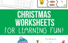 Fun Christmas Worksheets