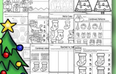 Christmas Worksheets Grade 4